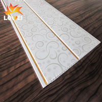 Different types of PVC ceiling board with low price for interior decoration