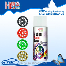paint for rubber tires colorful coat protection