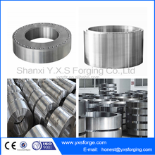 bronze forging and casting bearing ring forging