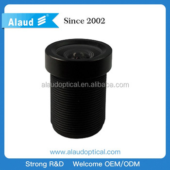 4mm 5MP m12 lens lens with IR cut filter