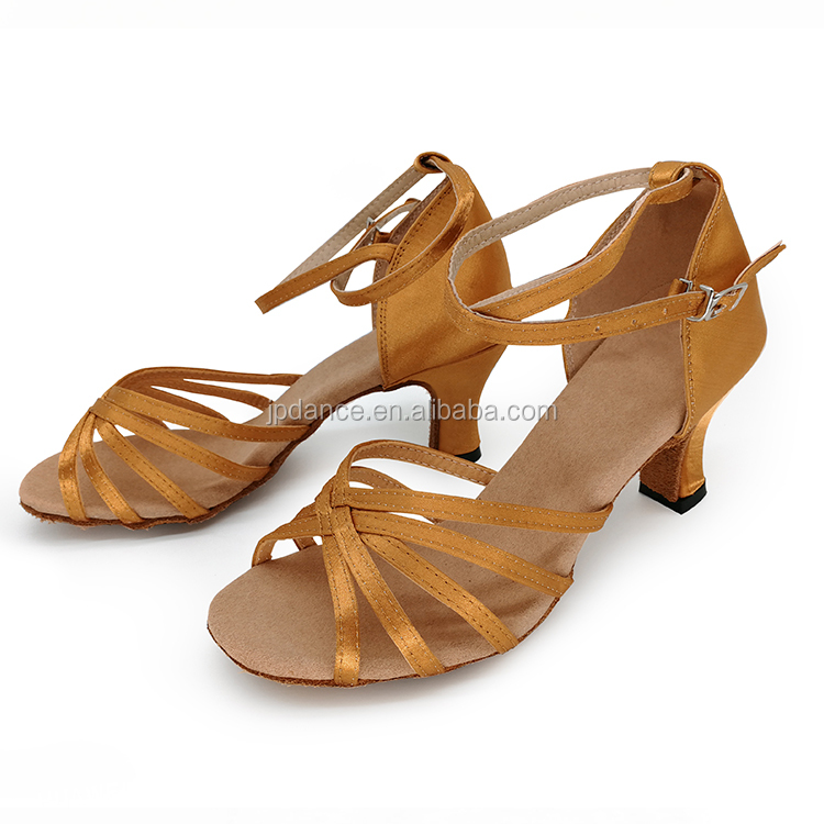 EU34-44 girls latin dance shoes classic design with high quality