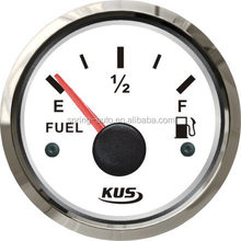 High quality 52mm Fuel tank level gauge fuel level meter 0-190ohm(SV-KY10100)