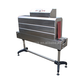 Best Price Heat Tunnel Plastic Film Shrink Wrapping Machine