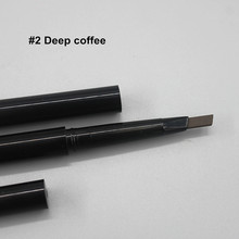 2017 trending products Small MOQ eyebrow pencil