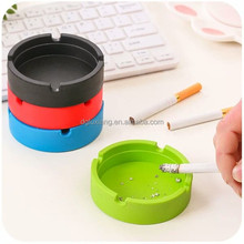 Custom Logo Printed Silicone colorful silicone ashtray /HIGH QUALITY & NEW DESIGN ASHTRAY