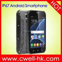 Tank S6 5 inch IPS Touch Screen Quad Core Rugged Style Android Cell Phone