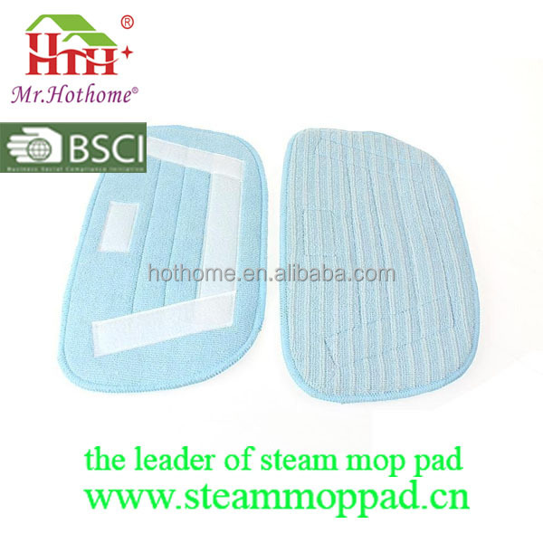 BSCI Factory OEM Cheap H2O Chenille Steam Mop Pad for Replacement