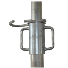 ASP-048 Galvanized Adjustable Steel Scaffold Post Shore Props Jack Scaffolding