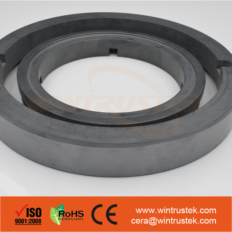 Heat Resistant / Silicon Carbide Ceramic Ring for Mechanical Seal