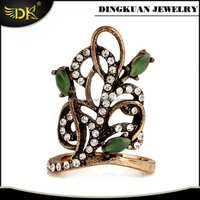 fashion jewelry unisex ring made of alloy jewelry wholesale in yiwu