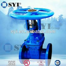 astm a216 wcb flanged gate valve - SYI GROUP
