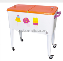 50QT 30QT 82QT beach ice cooler cart