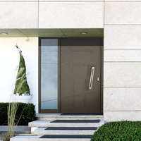 China supplier modern good quality best price metal entrance door