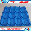 CE certificated colorful stone coated steel roof tile / factory direct building material/better than plastic from china supplier