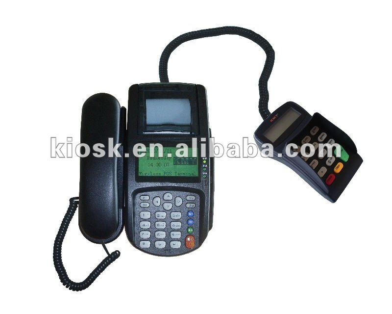 gprs pos device with pin pad