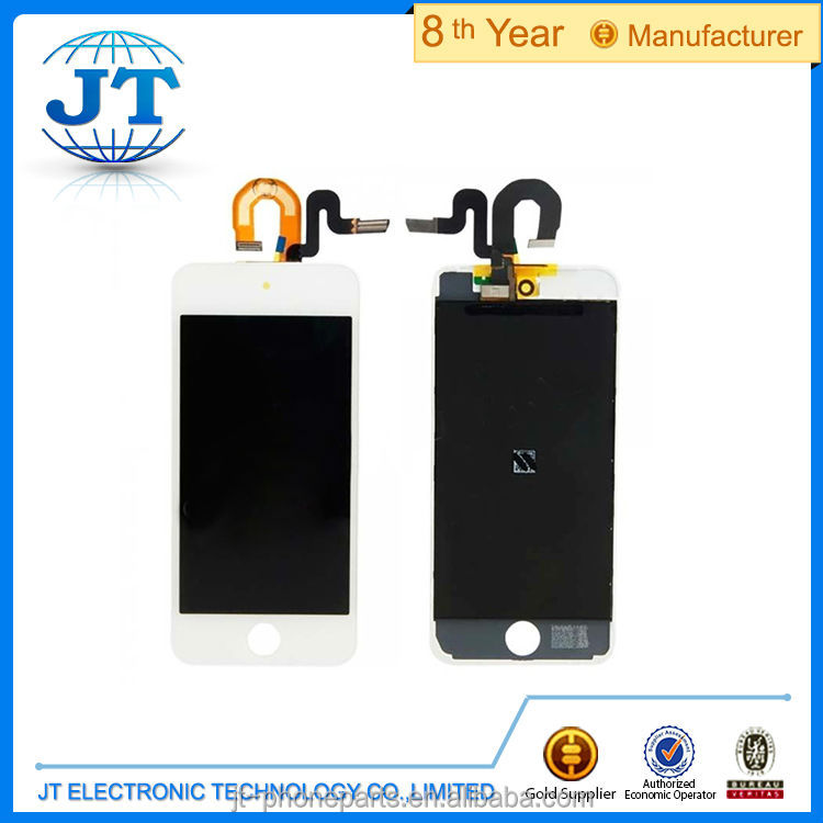 cheap price high quality for ipod touch 5th gen generation lcd screen repla