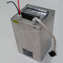 48V 20Ah recharge electric motorcycle li-ion battery pack with 3.6v li-ion rechargeable battery cell