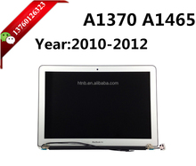 "98% New second-hand a1370 11.6"" lcd assembly Laptop LED Screen 2010-2012 MC505 MC968 For Macbook Air 11"" A1370 A1465 LCD Assemb"