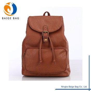 Womens Backpack Bag PU For Sale With Low Price