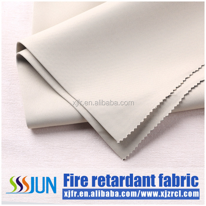 PASS BS5867 wide width TC 3 pass inherently flame retardant coated blackout curtain fabric, anti bacterial upholstery fabric