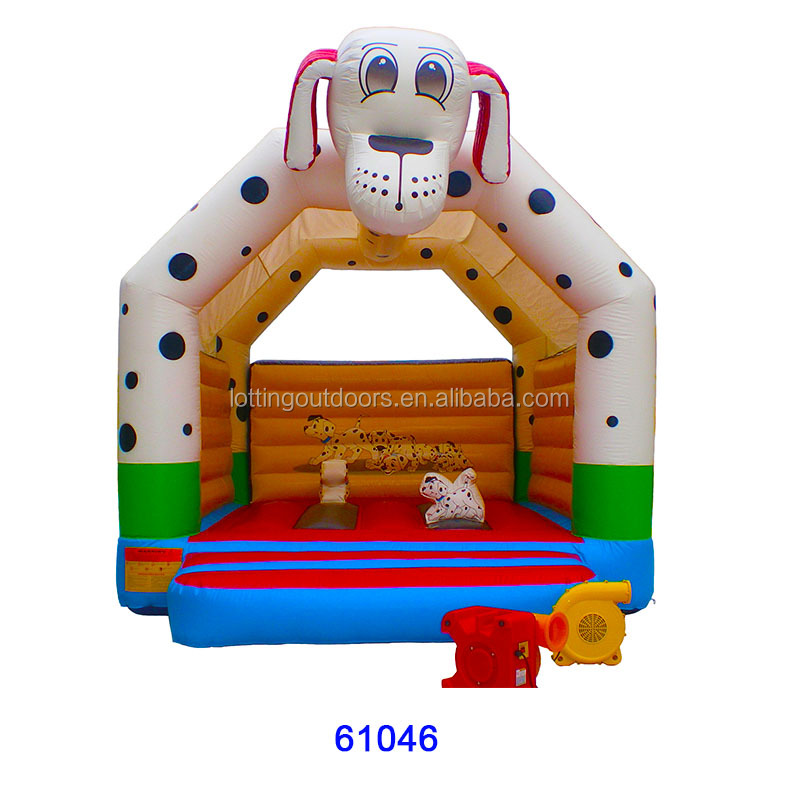 inflatable animal bouncers, dog giant inflatable bouncer