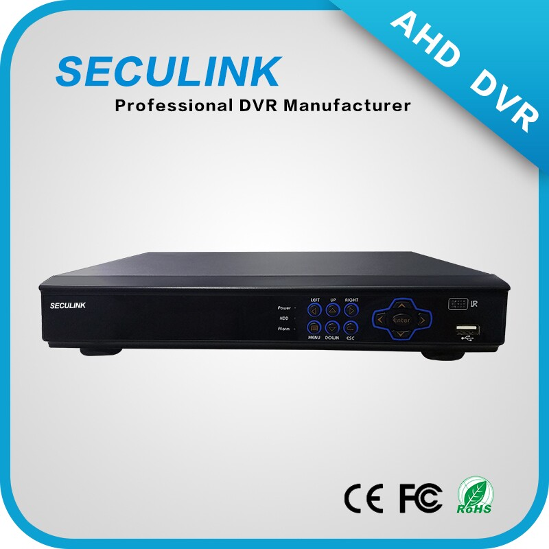 Factory new 1080P CMS 16 Channel AHD DVR Support 2 HDD