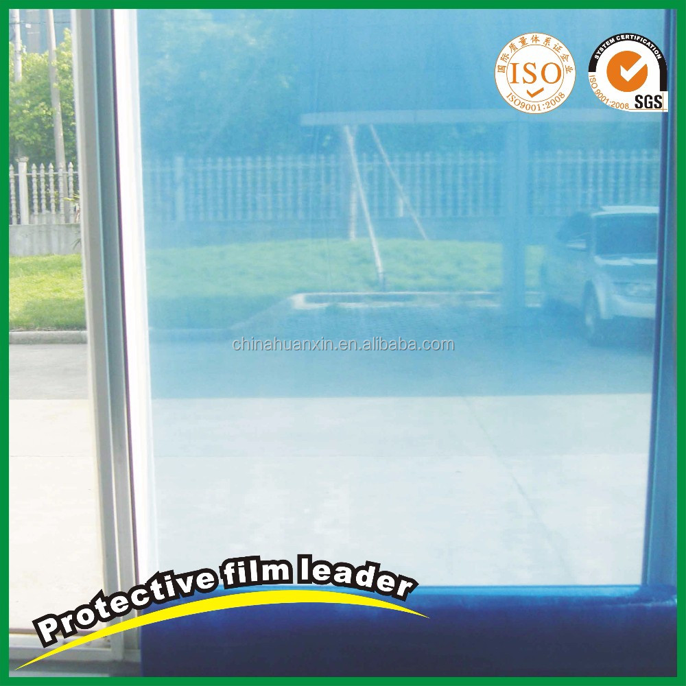 printing PVC film sun protection self adhesive window film
