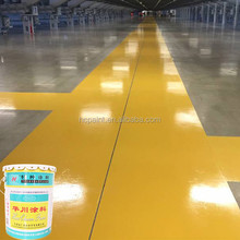 Manufacturer dust-proof wear resistance solvent-type anti-static epoxy floor paint