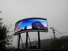 Qiangli Jucai rental led video display screen p6.25 outdoor led display/hign brightness/good price