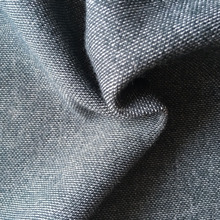 two tone polyester cotton health fabric cvc double side knit fabric for garment