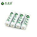 Geilienergy Brand 1.2v rechargeable batteries 2550 mah ni mh battery for toys