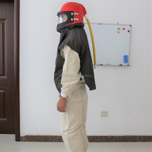 Top quality Sand blasting suit/ sand blasting protection clothe/high quality coat pant men suit