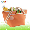 Durable outdoor picnic cooler tote