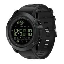 Spovan 5ATM Outdoor Top Selling <strong>Smart</strong> <strong>Watches</strong>