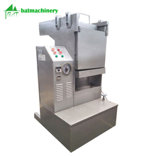 QYZ-410 Hydraulic Cold pressing Sesame Sunflower Seed Cocoa Liquor Butter Oil Press Machine