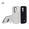 New style kick stand and card slot cellular phone cover For LG K1O case,hot demand cell phnoe case for K10