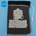 fashion japan fabric zipper bag