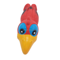 Cartoon Squeaky Latex Dog Toy Bird Pet Toys Pet Products