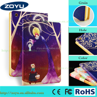 For iPad Mini 4 PU Leather printing Case With Stand Wholesale