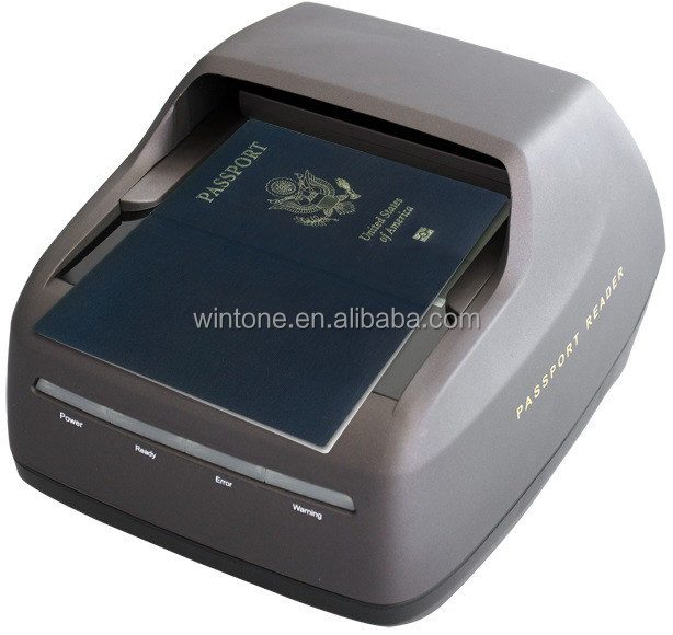 Waterproof full page OCR scanner,Club/VIP/Royalty card