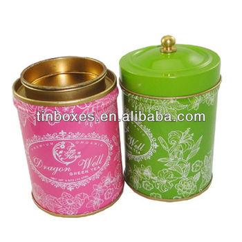 Especial small round tin containers buy small round tin for Small tin containers