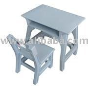 Standard table and chair sets size 2 Kindergarten