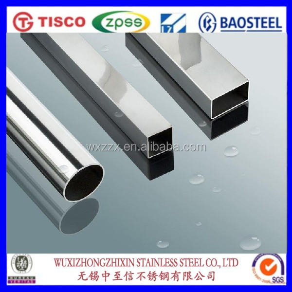 2 inch 430 stainless steel welded pipe