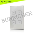 RF/WiFi Single Color LED Controller SR-2833T2