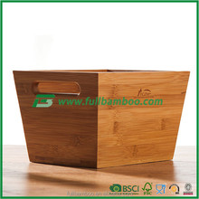 FB8-2057 healthful and marketable bamboo bread boxes