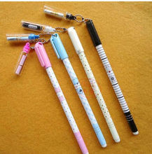 0.4mm Big Ball Pen for Students with Hanging Note