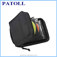 high quality product 32 capacity dvd cover, classic cd wallet