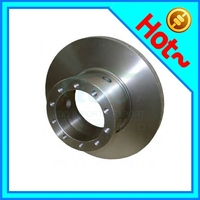 Hydraulic truck disc brake rotor for DAF 45/F 600/F 800 AMPB889
