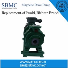 Advanced Technology Electric Siphon Pump For Caustic Lye Solution