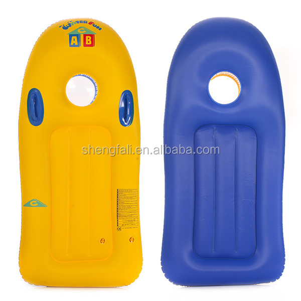 inflatable water rider for watercraft